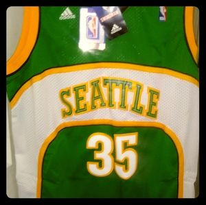 Adidas Kevin Durant VTG Rookie jersey, *Exclusive*